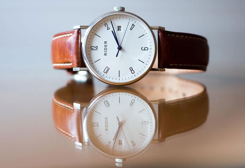Opbevaring af armbåndsur